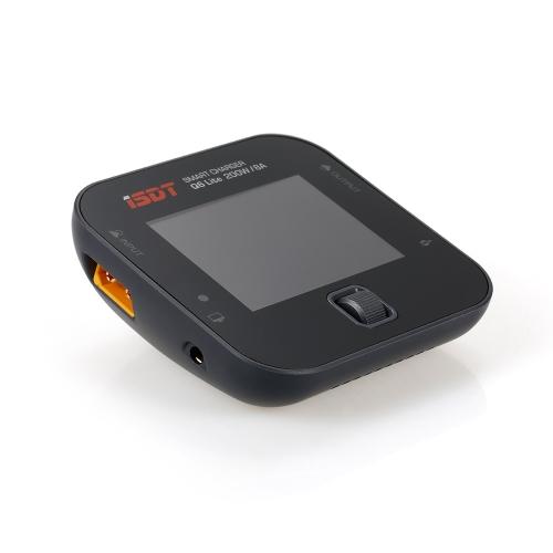 ISDT Q6 Lite 200 W 8A Mini kieszonkowa inteligentna ładowarka akumulatorów do 1-6 s Bateria Lipo RC Drone Quadcopter