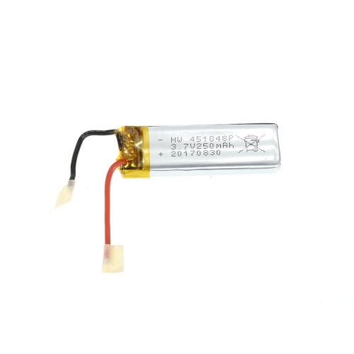 Original JJR/C H49-06 3.7V 250mAh 20C Lipo Battery for JJR/C H49 WiFi FPV Drone RC Quadcopter