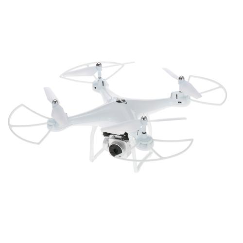 S10 2.4G 4CH 6-Axis Gyro WIFI FPV 2.0MP Camera Quadcopter  RC Selfie Altitude Hold One-key Return Drone RTF