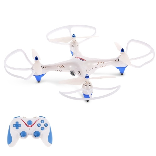 HC660 0.3MP Camera Foldable Wifi FPV 6-Axis Gyro Altitude Hold Headless RC Quadcopter Drone