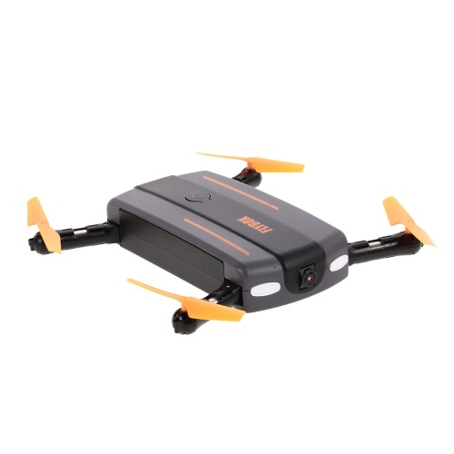 FEIYUE FLYBOX 0.3MP Camera Foldable Wifi FPV 6-Axis Gyro Altitude Hold Headless RC Quadcopter Drone