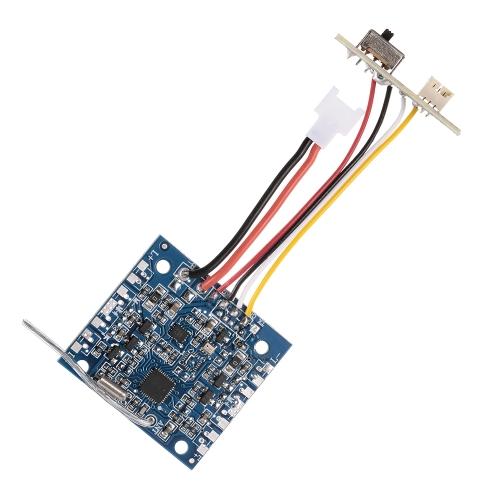 Piastra di ricambio per scheda madre del ricevitore per DM106 SG600 RC Quadcopter WiFi FPV Drone