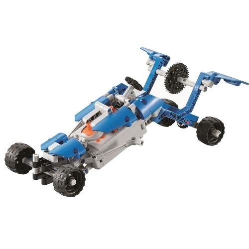 SDL 2017A-26 2,4 GHz 1:16 2WD Baustein High Speed RC Auto DIY Version für Kinder Anfänger