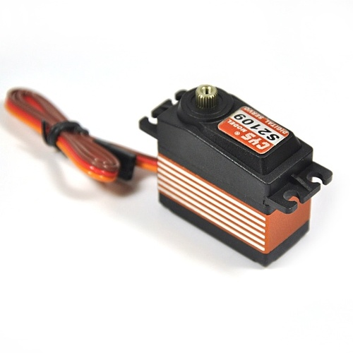 CYS-S2109 11Kg High Torque Metal Gear Digital Steering Servo for 600 RC Helicopter RC Car Boat Airplane Toys