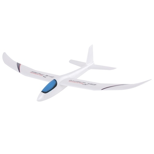 FX-706 1210mm envergadura de la mano que lanza el planeador Ala fija RC Racing Airplane Outdoor Aircraft DIY