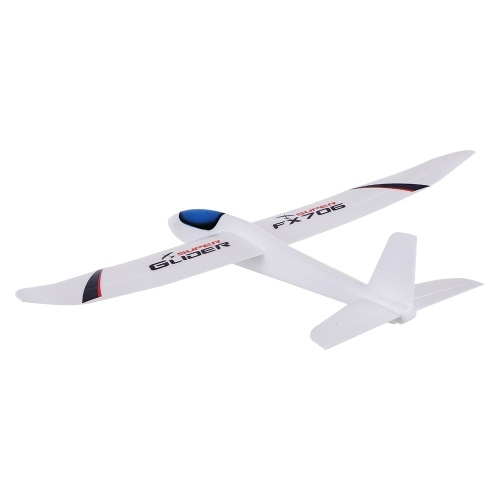 FX-706 1210mm Wingspan Hand Throwing Glider Fixed Wing RC Racing Airplane Outdoor Aircraft DIY