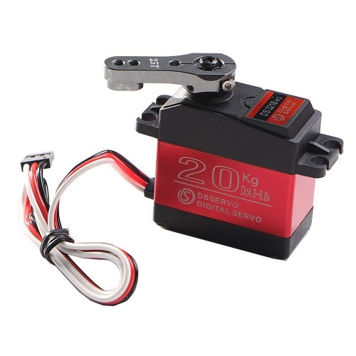 DSSERVO DS3218MG 20kg Metal Gear Digital Steering Servo