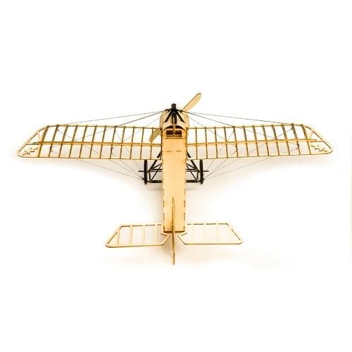 Asas de dança Hobby VX08 1/23 Fokker-E 410mm Envergadura Balsa De Madeira Modelo de Avião Estático
