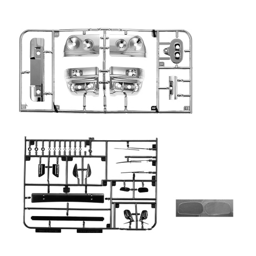 Killerbody 48647 Licht Eimer Auto Dekoration Kit