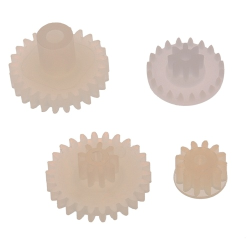 Motor Gear Set Parts for WLtoys A999 1-24 Big Wheel RC Car Off-Road Buggy Pickup Truck