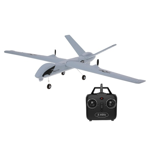 Z51 2.4G 2CH Predator Remote Control RC Airplane 660mm Wingspan Foam Hand Throwing Glider Drone
