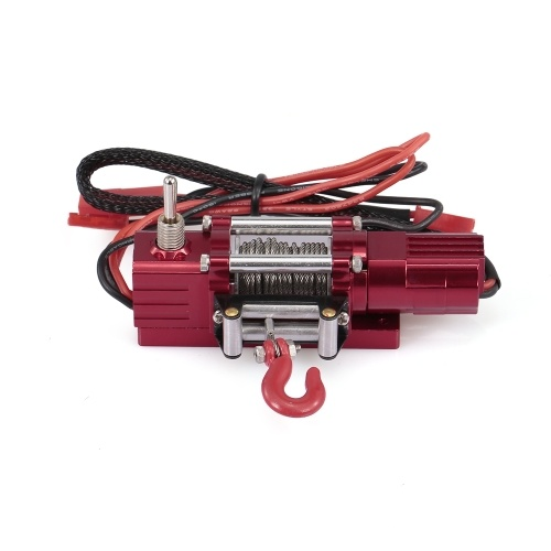 Automatisches Crawler Winch Dual Switch Control System