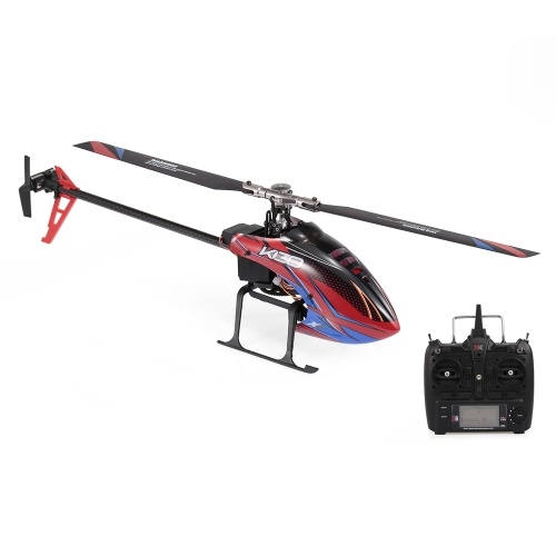 WLtoys XK K130 2.4G 6CH RC helicóptero