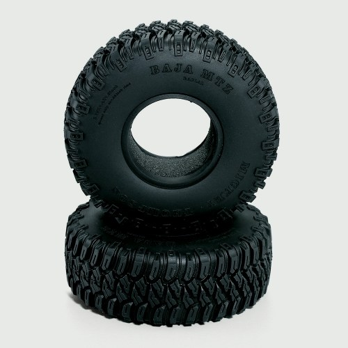 2PCS KillerBody 3.75inch Rubber Tire