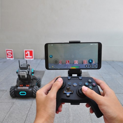 STARTRC Wireless Controller RoboMaster S1 Game Console Joystick Controller with Phone Holder for DJI RoboMaster S1