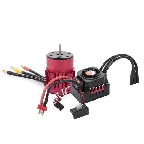 SURPASS HOBBY 3650 3900KV Bürstenloser Motor
