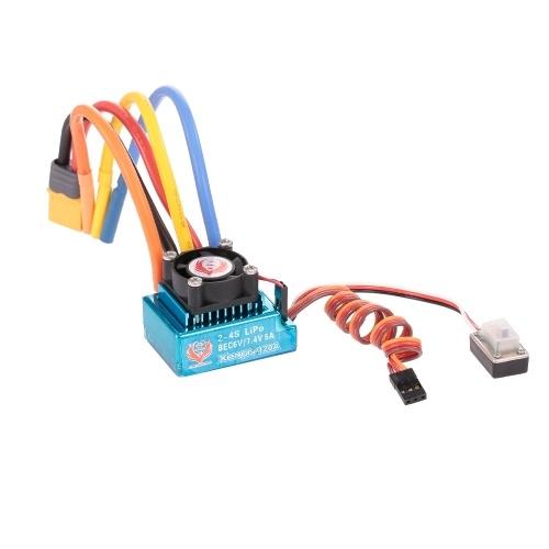 Regolatore elettronico di velocità 120A Sensored Brushless ESC