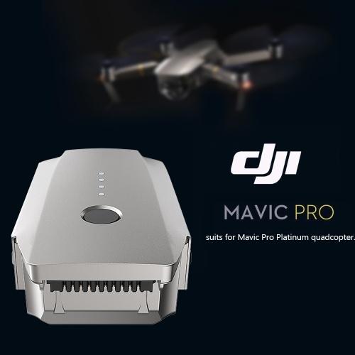 11.4V 3830mAh Intelligent Flight Lipo Battery for DJI Mavic Pro Platinum RC Quadcopter