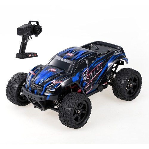 REMO HOBBY 1631 RC Car 35km/h 1/16 2.4 GHz 4WD RC Buggy Truck Racing Big Foot Off Road Car RTR Image
