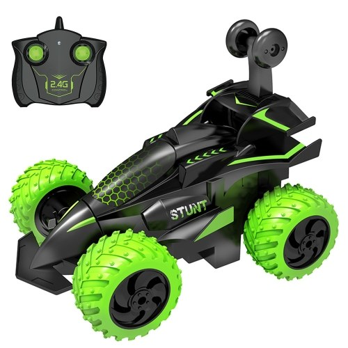 2.4Ghz RC Stunt Car 3D Rotating Drift Stunt Car Climbing Drift Deformation Buggy Car Flip Kids Robot Electric Boy Toys