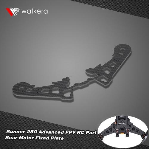 Walkera parti Runner 250 (R) - Z - 03 posteriore motore originale piastra fissata per Walkera Runner 250 FPV avanzate Quadcopter