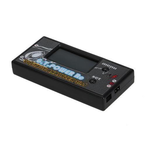 GTPOWER 3 w 1 Analizator napięcia akumulatora dla helikoptera do samolotów RC
