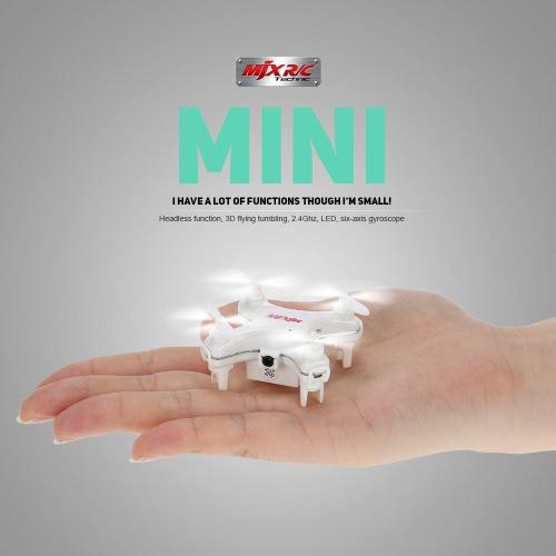 MJX X905C 4CH 6-Axis Gyro RTF Mini RC Quadcopter with 0.3MP Camera