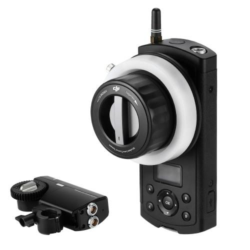 Originale DJI Focus System fuoco senza fili per DJI Inspire 1 Ronin Ronin-M Zenmuse X5 RC FPV Quadcopter