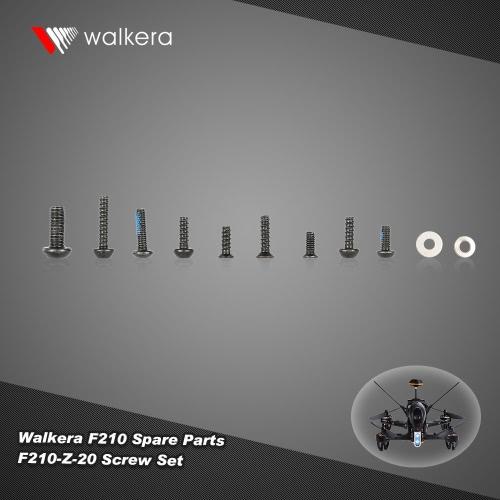 Original Walkera Spare Parts F210-Z-20 Screw Set for Walkera F210 RC Quadcopter