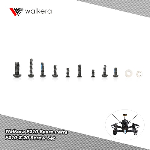 Walkera ricambi originali F210-Z-20 Set di viti per Walkera F210 RC Quadcopter