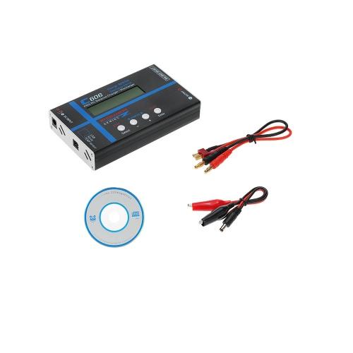 Puissance d'origine Genius C606 Solde Chargeur / déchargeur 60W avec Lipo Résistance batterie Fonction de test pour batterie LiPo Li-ion ViE NiCD NiMH Pb RC