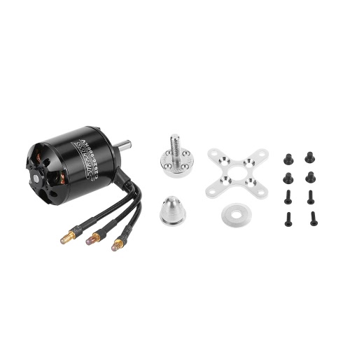 Original SURPASS Hochleistungs 2826 900KV 14 Pole Brushless Motor für RC Flugzeug Fixed-Flügel