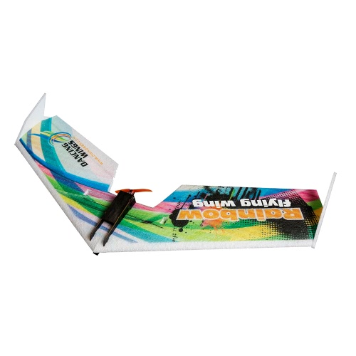 DW HOBBY Rainbow V2 EPP 800mm Flying Wing  FPV RC Airplane - KIT