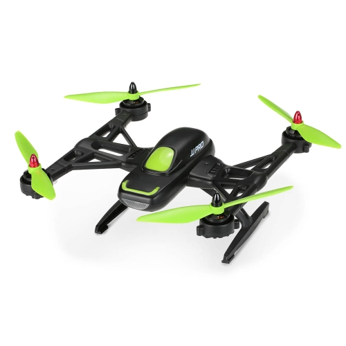 Original JJR / C JJPRO X2 2.4G 4CH 6-Axis Gyro Drone RC Quadcopter con motore brushless RTF Version