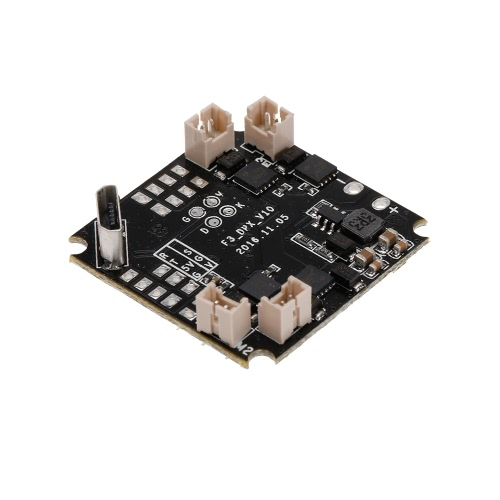F3 Brushed Flight Controller Square para Blade Inductrix NH-010 H36 Tiny Micro Mini FPV Racing Quadcopter