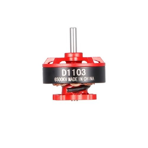 GoolRC D1103 6500KV Brushless Motor ...