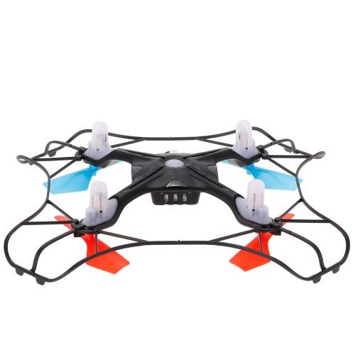 Techboy TB-800 2.4GHz Controle Remoto Controle de movimento de uma tecla com Drone RC Quadcopter com função Flip 3D