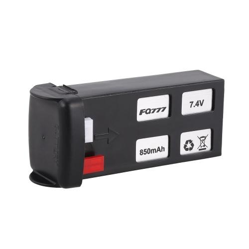 FQ777 7.4V 850mAh LiPo Battery