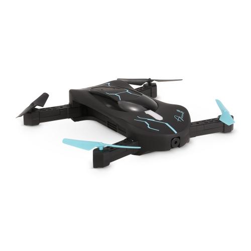 Attop XT-3 0.3MP Caméra Wifi FPV Pliable Drone Sans Tête Mode Altitude Tenir G-capteur Quadcopter