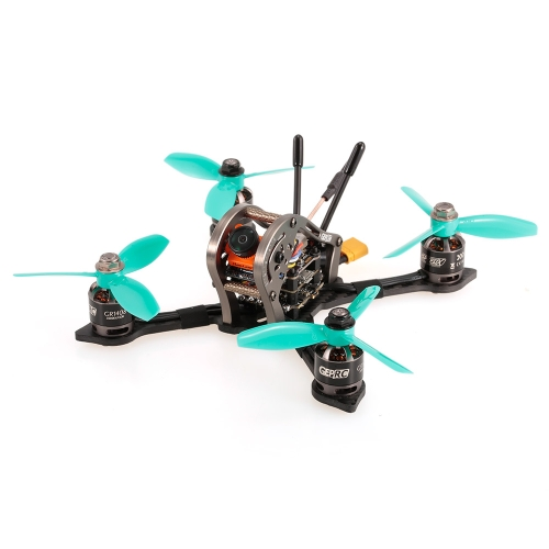 GEPRC Sparrow 139mm MX-3 Micro 5.8G HD Camera High Speed ​​170Km / h Bezszczotkowy FPV Racing Quadcopter BNF z FrSky Receiver
