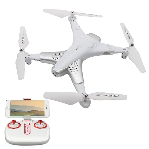 Syma Z3 720P Camera Wifi FPV Optical Positioning Foldable Altitude Hold RC Quadcopter Drone