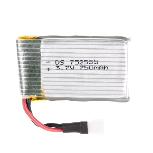 3.7V 750mAh Bateria Lipo dla DM106 SG600 RC Quadcopter WiFi FPV Drone