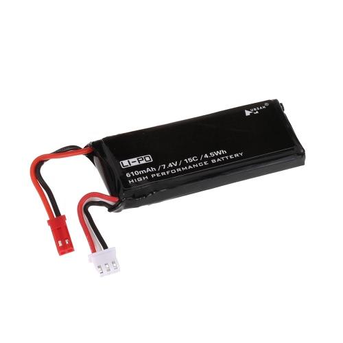 Hubsan H502-16 7.4V 610mAh 15C Lipo аккумулятор для Hubsan X4 H502S H502E RC Quadcopter