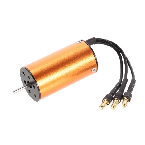 OCDAY B2445 3600KV Wodoodporny bezszczotkowy silnik bezszczotkowy z S-35A 3.5mm ESC Zestaw dla 1/16 1/18 RC Car