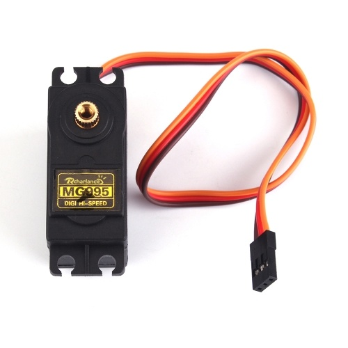 MG995 Metal Gear 15KG Analog Servo High Speed Torque For RC Helicopter Car Airplane