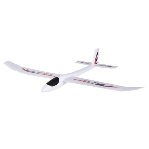 FX-707 1210mm envergadura mão jogando planador asa fixa rc racing avião ao ar livre aviões diy