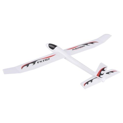 FX-707 1210mm Envergure Main Lancer Planeur Aile Fixe RC Racing Avion En Plein Air Avion DIY