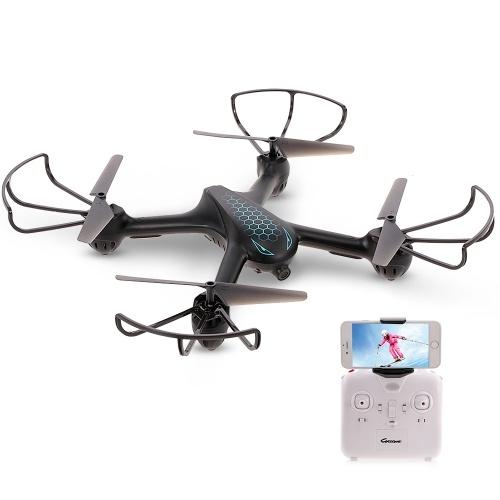 MJX X708P 720P Altitude Hold RC Quadcopter