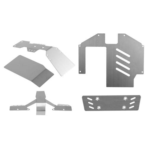 Axle Schutzgitter Skid Plate Stoßstangen Chassis Guard Set