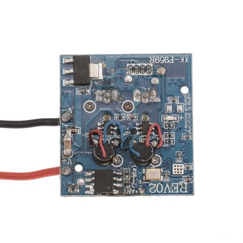 WLtoys Receiver Board for F959 2.4G 3CH Radio Control RC Airplane Aircraft